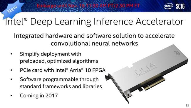 intel announced the beginning of an era of artificial