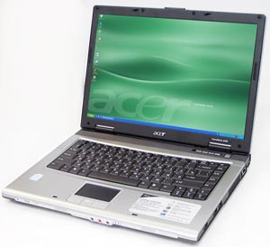 Acer TravelMate 2423NWXMi review notebook performance benchmark
