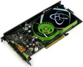 XFX GeForce 7900GS 512MB AGP