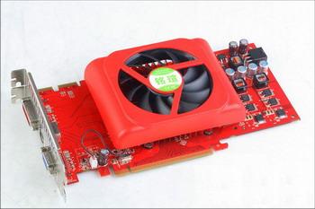 Танки на видеокарте ATI Radeon X195 GT 512 MB