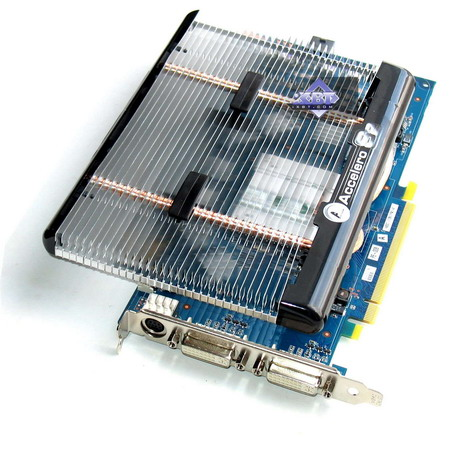 ECS geForce 9600 GT accelero edition 512MB PCI- E