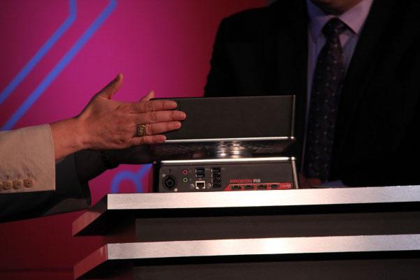 Mini Pc Amd Project Quantum Is Based On Intel
