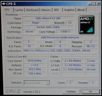 new amd cpu overclock capability