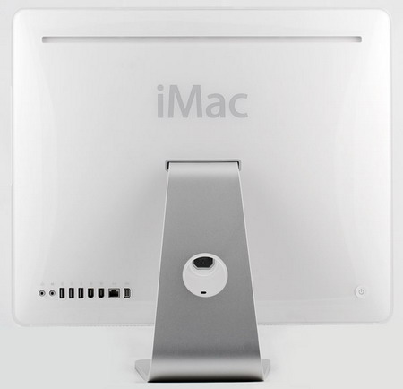 Apple iMac back side