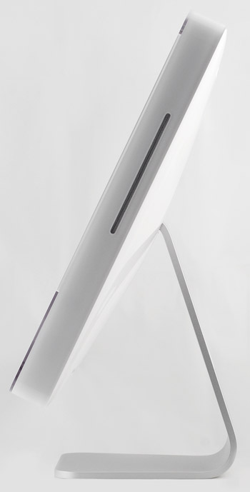 Apple iMac side view
