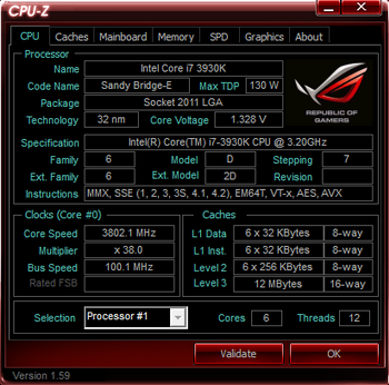 Core i7-3960X and Core i7-3930K stepping C2