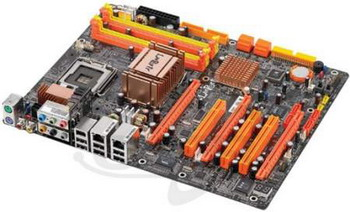 DFI LANPARTY UT CFX3200-T2R-G