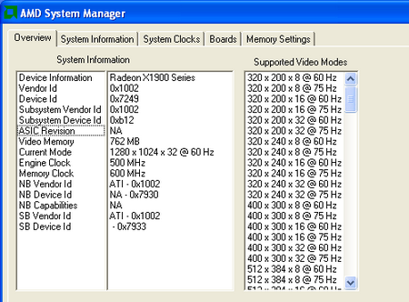 amd system manager