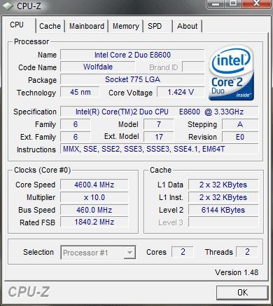 Intel Core 2 Quad Q9400 Driver For Mac nekkaeli E8600%20overclocked
