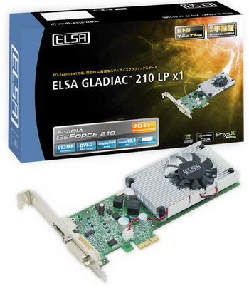 ELSA GeForce 210