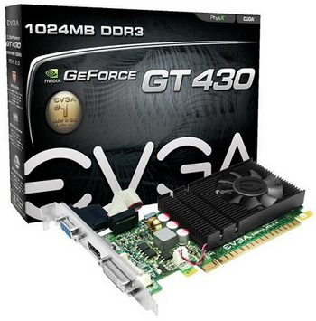 Драйвер для nvidia geforce gt 430