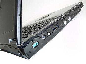 Eurocom D900F Phantom i7 notebook