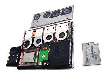 Eurocom D900F Phantom i7 notebook