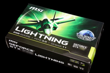 MSI GeForce GTX 770 Lightning