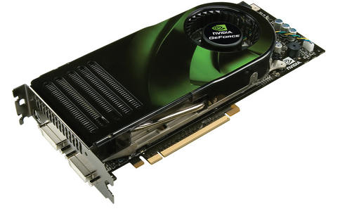 NVIDIA GeForce 8800 GTX: the card