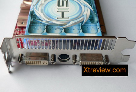 HIS radeon x1950 XT iceQ3 turbo 256Mb : connection
