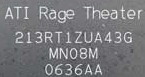 HIS radeon x1950 XT iceQ3 turbo 256Mb : ati rage chip