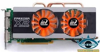 Inno3d GTX 260 Freezer X2