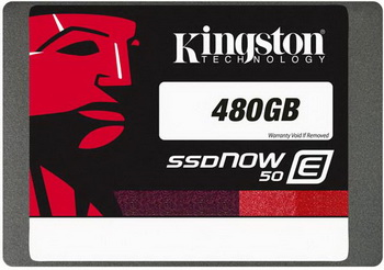 Solid State Drives Kingston SSDNow E50