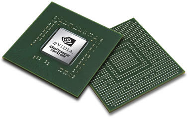 GeForce 7900 GS: the chip, characteristics