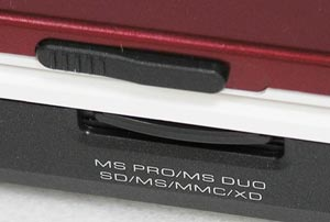 MSI MegaBook S425 card reader