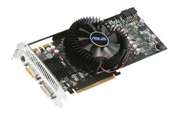 NVIDIA geForce GTX 260 from asus