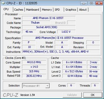 Phenom Ii X6 Extreme Overclock