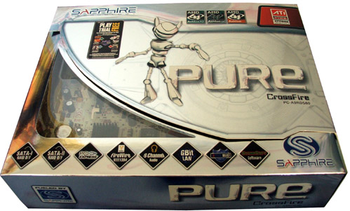 sapphire pure crossfire pc-a9rd580 motherboard - sapphire pure