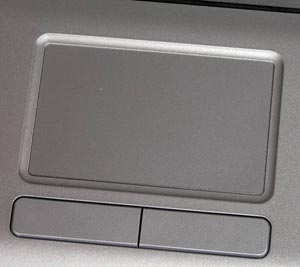 Sony VGN-FJ1SR touchpad
