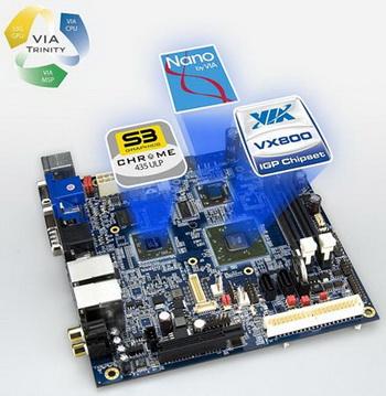 mini-ITX LGA 1156 motherboards