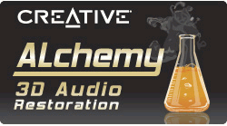 Creative ALchemy v.1.10.01 for X-Fi