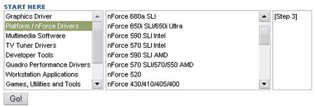 nforce 520le drivers windows 7