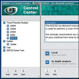 NOD32 AntiVirus System (Türkçe) 3.0.669