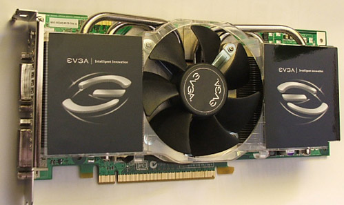 Geforce 7900 GTX CO Superclocked