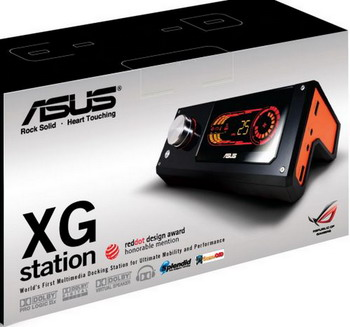 asus XG station 8600gt