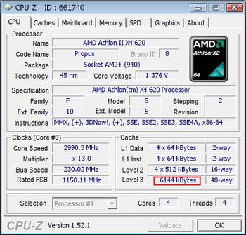 athlon II X4 620 unlocked