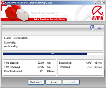 Avira Premium Security Suite 8