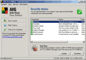 AVG Internet Security v.8.5.281a1450