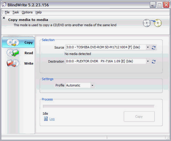 BlindWrite Suite v.6.2.0.8