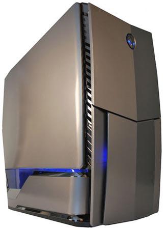 dell aurora alx with 6 core processor and 4 gpu