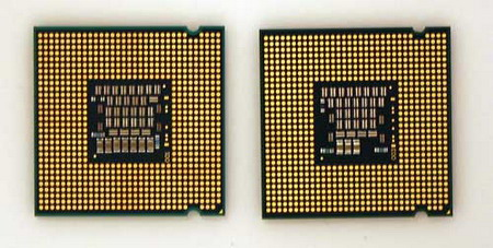Core 2 Duo e4400 vs Core 2 Duo e6320 review benchmark and overclocking