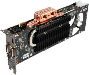 Evga E Geforce 9800 Gx2 Hydro Copper 18 1024mb