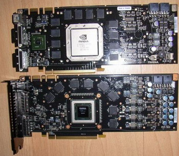 geForce 9800 GTX vs 8800 gtx
