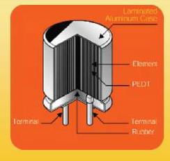 elektronik donanim  Hasarlı elektrolitik kondansatörleri değiştirmek