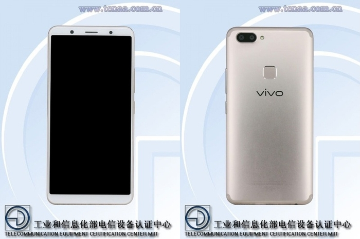 vivo x20 and x20a certified by tenaa, qualcomm does not plan