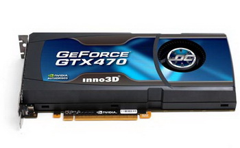 products Here. is the GeForce GTX 480 and 470 from inno 3d