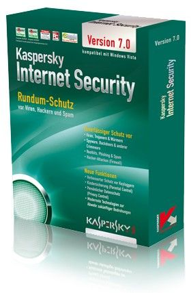 Kaspersky internet Securiity 7.0