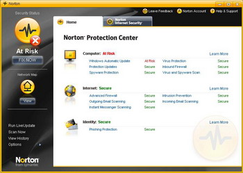 Norton Internet Security 2008