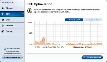 cpu monitor SpeedUpMyPc