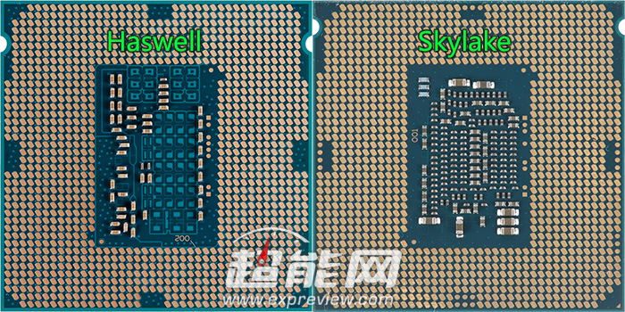 skylake processor vs haswell